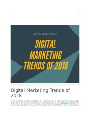 Digital Marketing Trends of 2018.docx