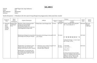 Silabus Mat VII 10-11 rev.doc