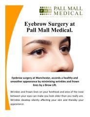 eyebrow surgery.pdf